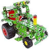 Alexander Malý konstruktér - Grizzly Traktor