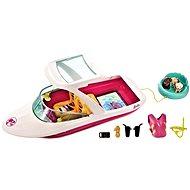 Mattel Barbie Magický delfín člun