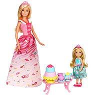 Barbie Sladký čajový dýchánek