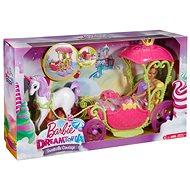 Barbie Kočár ze sladkého království