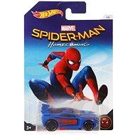 Hot Wheels Tématické Auto Marvel Spiderman
