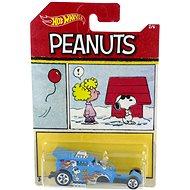 Hot Wheels -Tématické Auto - Peanuts