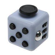 Apei Fidget Cube Šedý/Černý