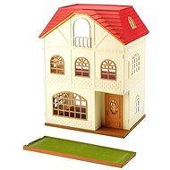 Sylvanian Families Třípatrový dům s příslušenstvím B