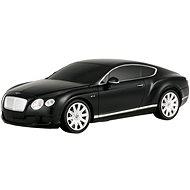 RC auto Bentley Continental-GT 1:24 černý