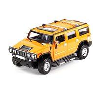 RC auto Hummer 1:24 žlutý