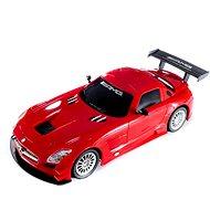 Mercedes Benz SLS AMG GT3 1:24 červený