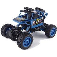 Terénní Jeep King modrý