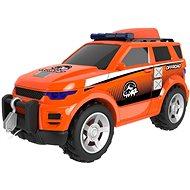 Teamsterz terénní jeep