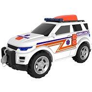 Temasterz záchranný jeep