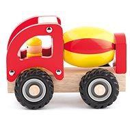 Woody Dřevěné autíčko – Míchačka