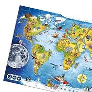 Kouzelné Čtení - Puzzle Svět