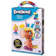 Bunchems - Fosforeskující sada Jednorožci