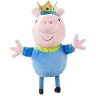 Peppa Pig - plyšový princ George 35,5 cm