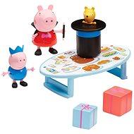 Peppa Pig - Sada kouzelník + 2 figurky