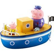 Peppa Pig - Loď + 3 figurky