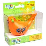 Zpívající vodní ptáček Aqua Bird III oranžový