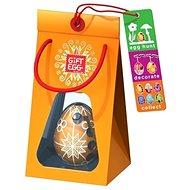 Smart Egg – Velikonoční edice v dárkové taštičce oranžové