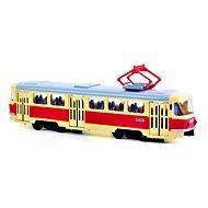 Rappa tramvaj plastová