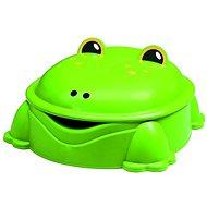 Žába zelená s víkem