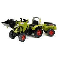 Falk Toys traktor zelený