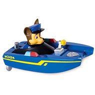 Tlapková patrola Plavající figurky Chase ve člunu