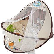 Ludi Cestovní postýlka / hnízdo pro miminko Nature