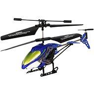RC helikoptéra 3 kanály modrá