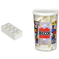 Simba Blox 100 Kostičky bílé v boxu