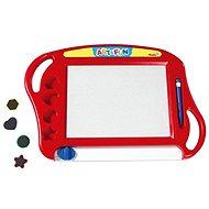 Simba Art&Fun Magická magnetická tabulka červená