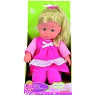 Simba Panenka Lovelies 30 cm růžové šaty