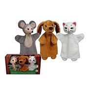 Krabička maňásků - Zvířátka 2