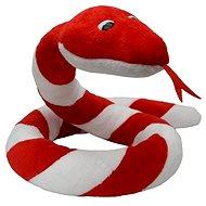 Had Suk 250cm červeno-bílý