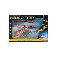 Helikoptéra červená 20cm