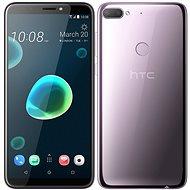 HTC Desire 12+ Dual SIM Silver Purple