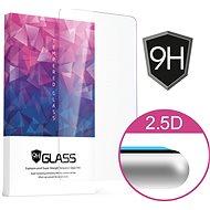 Icheckey 2.5D silk Tempered Glass protector Black pro Xiaomi Mi Mix 2