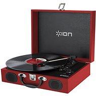 ION Vinyl Transport Red