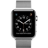 Apple Watch Series 2 42mm Nerez ocel se stříbrným milánským tahem