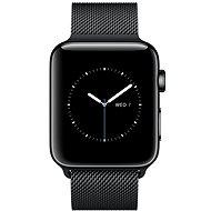 Apple Watch Series 2 42mm Vesmírně černá nerezová ocel s vesmírně černým milánským tahem