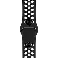 Apple Sport Nike 38mm Černý/bílý