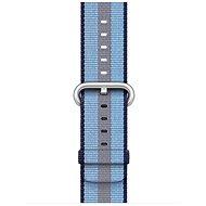 Apple 38mm Půlnočně modrý nylonu (proužky)