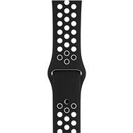 Apple Sport Nike 42mm Černý/bílý