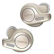 Jabra Elite 65t, béžově zlatá