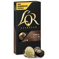LOR Espresso Forza 10ks hliníkových kapslí