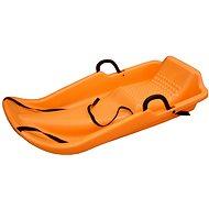 Bob Olympic s brzdami - oranžový