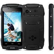 EVOLVEO StrongPhone Q8 LTE černý
