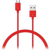 CONNECT IT Colorz Micro USB 1m červený