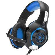 CONNECT IT CHP-4510-BL Gaming Headset BIOHAZARD modrá
