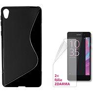 CONNECT IT S-COVER pro Sony Xperia E5 černé