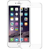 CONNECT IT Glass Shield 3D FULL COVER pro iPhone 6 Plus/6s Plus, bílé